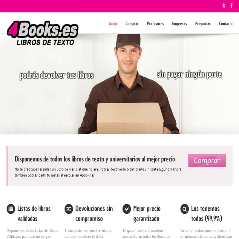 4Books.es