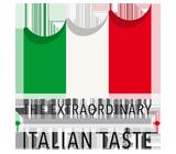 True Italian Taste - 100% Auténtico